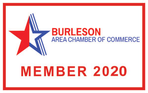 Burleson Area Chamber of Commerce Member 2020
